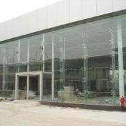 河北15mm钢化玻璃门生产厂家图片
