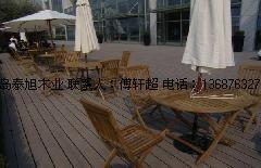 供应山东烟台木塑地板供货商-最优质的木塑地板供货商批发