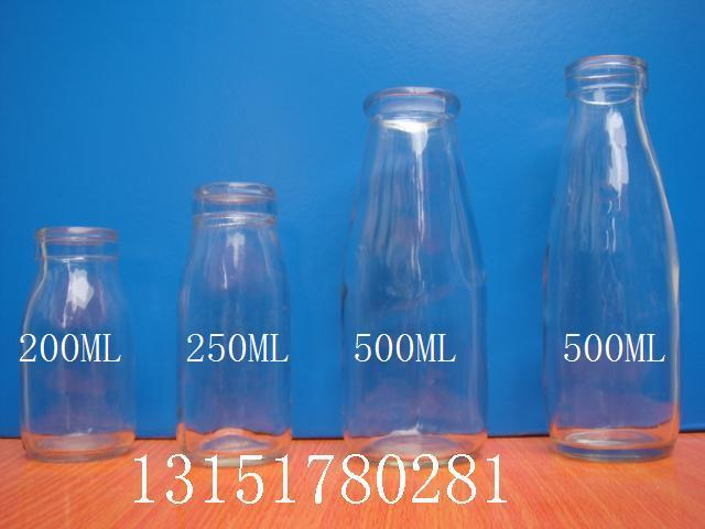 250ml鲜奶瓶250ml牛奶瓶销售