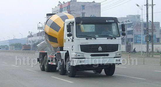 供应斯太尔混凝士搅拌运输车10方搅拌车