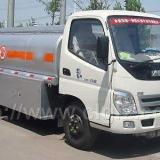 供应油罐车系列福田加油车小吨位5方油车