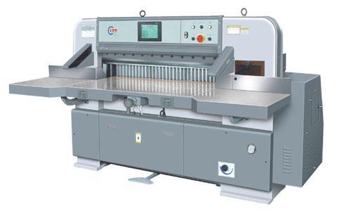 QZYK1370CT变频切纸机 四川变频切纸机