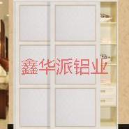 上海隔断移门铝材厂家图片
