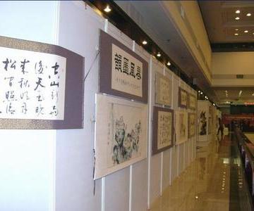 供应内江国际会展中心惠展板出租图片