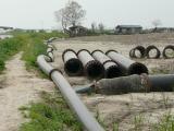 供应冶炼废渣输送管
