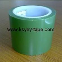 供应PET绿色高温胶带/昆山模切胶带批发