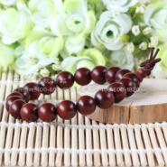 印度小叶紫檀佛珠手链10MM图片