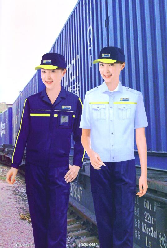 供应北京制服订制图片