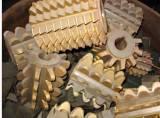 江苏省昆山工业园废紫铜管回收收购图片