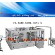 江苏三合一灌装机、江苏三合一灌装机厂家直销、江苏三合一灌装机价格图片