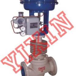 气动薄膜套筒调节阀供应商 气动套筒调节阀