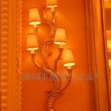 加工背景墙饰品亚克力造型酒店雕塑