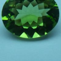 供应橄榄石戒指批发商