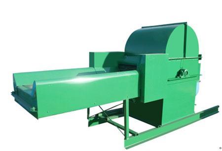供应金宏牌时产30吨大型秸秆青揉丝机