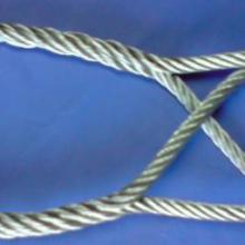供应插制钢丝绳扣 插编钢丝绳套 编插钢绳索具 钢丝绳吊具批发