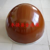 玻璃钢半球型工艺品玻璃钢制品