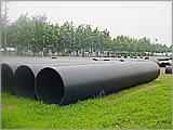 供应用于地埋排污管的历下区PVC双层中空壁管经济实惠图片