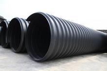 石楼县HDPE钢带增强螺旋波纹管图片