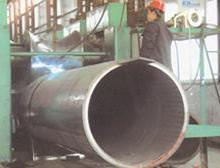 供应设备制造用直缝钢管