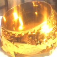 松益注塑直径42直径蜡烛底座图片