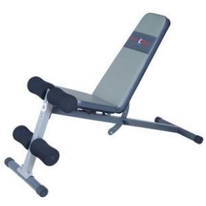 康强BK-118可调式腹肌板哑铃凳轻商图片