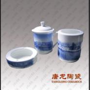 景德镇厂家定做茶壶茶杯烟灰缸笔筒图片