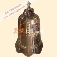 供应寺庙铜钟/铸铜钟/青铜钟工艺