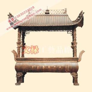 青铜香炉铜雕香炉铜香炉厂家图片