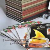 张家港酒店菜谱设计制作/酒店美食拍摄/美食策划宣传/彩页设计印刷