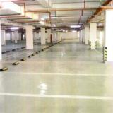 供应西安地下车库地坪设计施工、环氧地坪-经纬交通