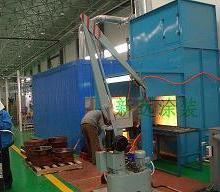 铸件喷粉设备