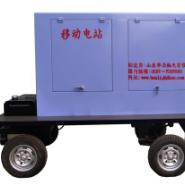 内蒙古移动式电站图片