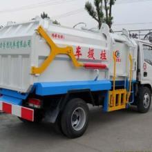 供应东风压缩式垃圾车图片、垃圾车配置、东风垃圾车报价对接式垃圾车图片