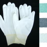 13针尼龙PU涂层手套图片