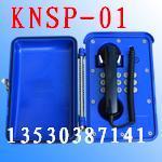 供应船舶用防水防腐电话 船用防水电话 户外电话机 KNSP-01电话