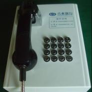壁挂式自动拔号银行电话机图片