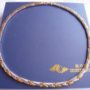上海钛之源能量钛钢项链图片