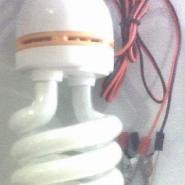 广东广州12V带线夹节能灯生产厂家图片