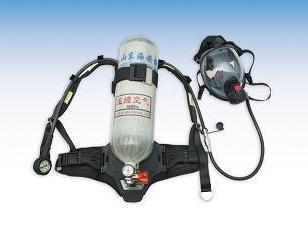 自给正压式空气呼吸器图片