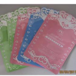 供應1異形面膜袋+不規則形狀面膜袋+異形面膜袋廣東生産廠家