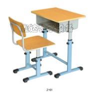 智力课桌椅批发图片