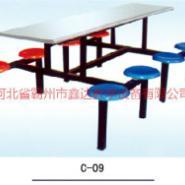 新疆食堂餐桌厂家图片