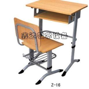 北京智力牌学生课桌椅价格图片