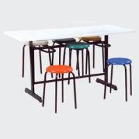 供应食堂餐桌凳