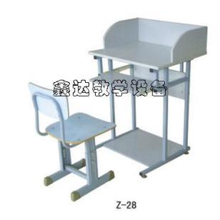 固定式学生课桌椅供应商电话图片