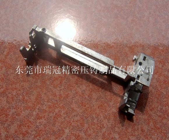 供应东莞办公用品打印支架压铸