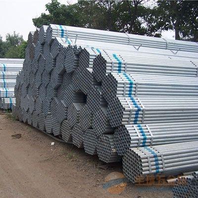 镀锌大棚管供应商