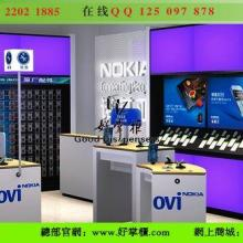 供应最新款诺基亚原装手机体验柜台图片批发