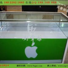 供应长春苹果手机柜台定做厂家苹果柜台