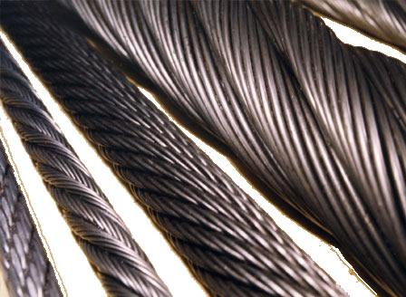 厂家供应钢丝绳 规格齐全 起重机电动葫芦钢丝绳